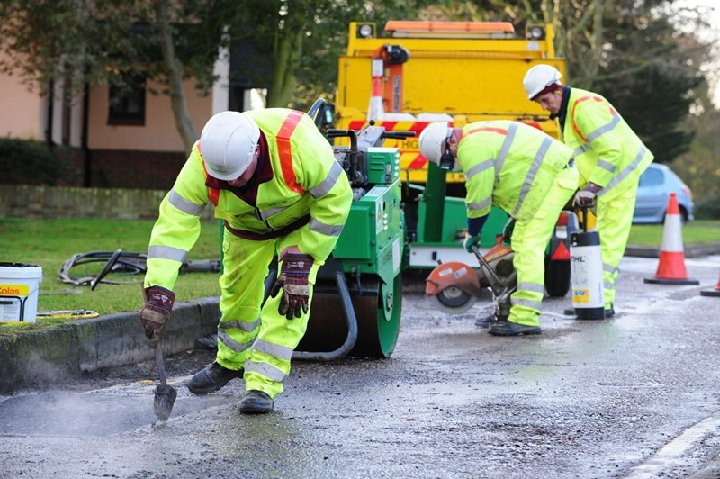 Best Road Planing Company in UK
