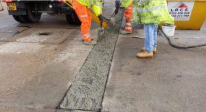 Boston Concrete Road Repairs