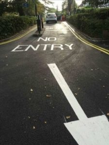 Line Marking in Bedworth