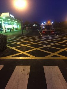 Line Marking Company in Bedworth