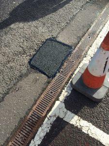Pothole Repairs near Builth Wells